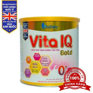 Sữa Vita IQ Gold 0+