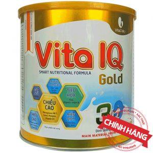 Sữa Vita IQ Gold 3 (hộp 700g) chính hãng cho trẻ trên 2 tuổi | Shopsua.vn