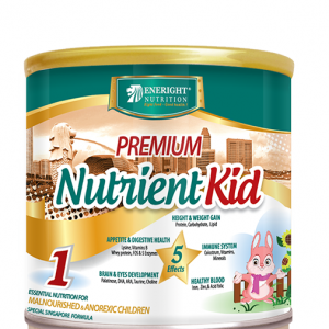 Sữa Nutrient KID 1 (Hộp 700G - Cho trẻ từ 6 - 36 tháng) chính hãng giá tốt