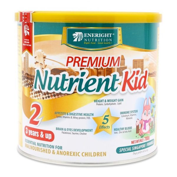 Sữa Nutrient KID 2 (Hộp 700G - Cho trẻ trên 3 tuổi) chính hãng giá tốt