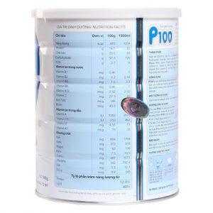 Sữa P100 900G (Cho trẻ từ 1 - 10 tuổi) chính hãng giá tốt | Shopsua.vn