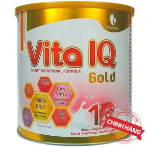 Sữa Vita IQ Gold 1 (hộp 700g) chính hãng cho trẻ 0 - 1 tuổi | Shopsua.vn