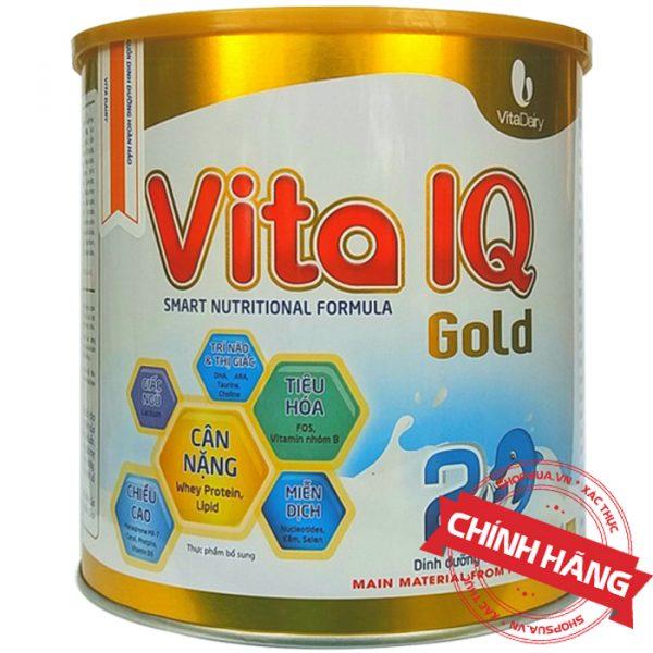 Sữa Vita IQ Gold 2 (hộp 700g) chính hãng cho trẻ từ 1-2 tuổi | Shopsua.vn