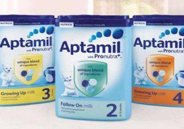 5 lý do khuyên mẹ nên mua sữa Aptamil cho bé | Shopsua.vn