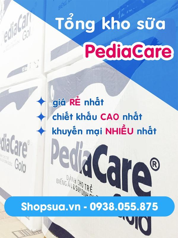 Tổng kho sữa PediaCare Gold