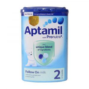 Sữa Aptamil số 2 (Anh - 900G) nhập khẩu chính hãng | Shopsua.vn