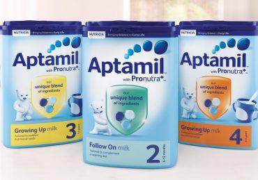 Sữa Aptamil – Sự lựa chọn tốt nhất cho trẻ em Việt Nam | Shopsua.vn