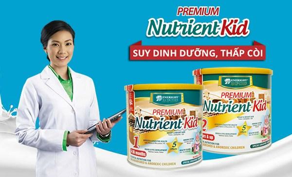 Sữa Nutrient Kid – Bí quyết để trẻ hứng thú với bữa ăn | Shopsua.vn