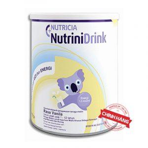 Sữa NutriniDrink Vanilla (trẻ trên 1 tuổi) nhập khẩu chính hãng từ Đức | Shopsua.vn