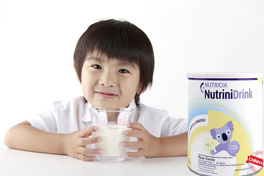 Sữa NutriniDrink có tốt không? | Shopsua.vn