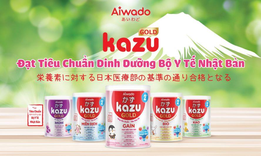 Sữa KAZU GAIN GOLD Nhật có tốt không? Giá bao nhiêu, mua ở đâu?
