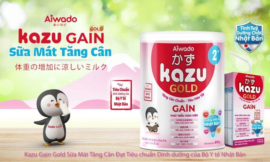 Kazu Gain Gold